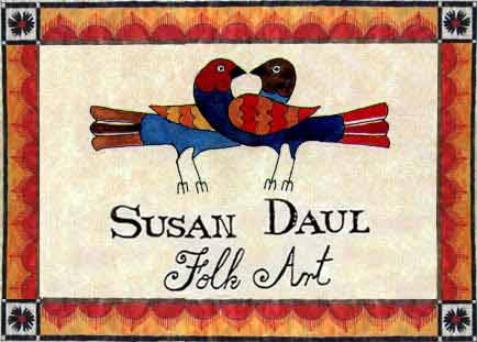 Susan Daul Folk Art